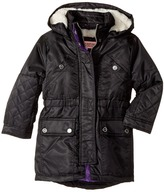 Urban Republic Kids - Poly-Twill Anorak with Quilted Lining Girl's Jacket