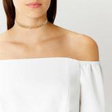 Coast Kendall Choker Necklace