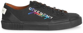 Givenchy Leather Tennis Light Sneakers