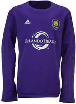adidas Men's Orlando City Sc Long-Sleeve Training T-Shirt