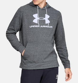 Under Armour Men's UA Sportstyle Terry Logo Hoodie