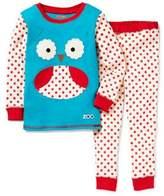 Skip Hop SKIP*HOP® ZOOJAMASTM Size 3T Owl Long-Sleeve Pajamas in Blue
