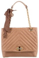 Lanvin Quilted Medium Happy Bag