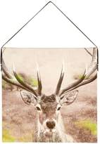 Very Stag Canvas Wall Art