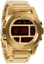 Nixon All The Unit SS Watch