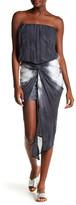 Young Fabulous & Broke Kauai Wrap Mini Dress