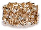 Natasha Accessories Elizabeth Statement Stretch Bracelet