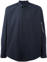 Juun.J plain shirt - men - Cotton/Polyurethane - 46