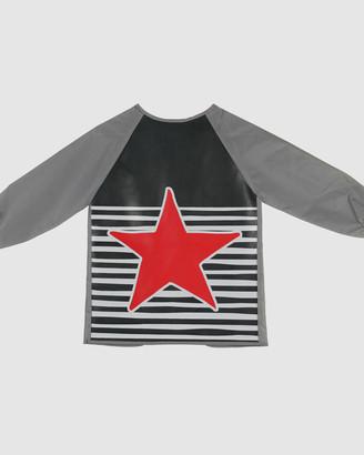 Bobbleart Art Smock Star and Stripe