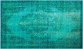 nuLoom Genisa Rug, Turquoise