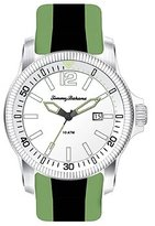 Tommy Bahama RELAX Men's 10024760 Paradise Pilot (Air) Analog Display Japanese Quartz Green Watch