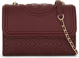 Tory Burch Fleming small convertible leather shoulder bag