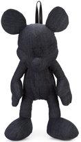 Christopher Raeburn x Disney Mickey Mouse denim backpack - unisex - Cotton/Spandex/Elastane - One Size