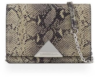 Emporio Armani Python Crossbody Bag