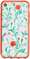 Kate Spade Jeweled Jardin Clear iPhone 7 Case
