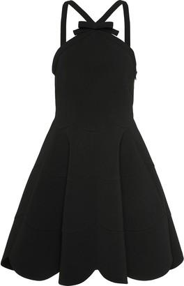Miu Miu Flared Faille Cady Dress