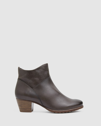 Easy Steps - Women's Green Ankle Boots - Laredo - Size One Size, 37 at The Iconic