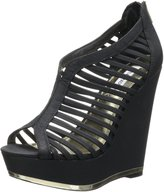Steve Madden Women's Wresse Wedge Sandal