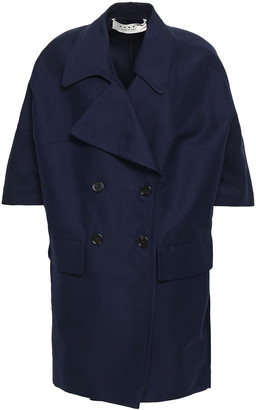 Marni Double-breasted Cotton Coat