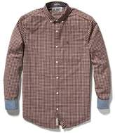 Original Penguin Gingham Stretch Heather Shirt