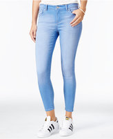Celebrity Pink Juniors' Infinite Stretch Skinny Ankle Jeans