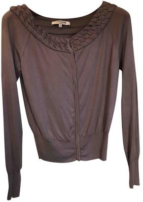 LK Bennett Purple Silk Knitwear for Women