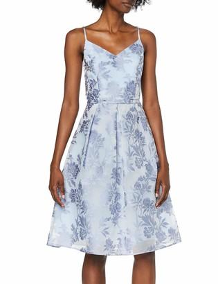 Dorothy Perkins Women's Burnout Shelf Prom Dress Party