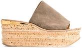 Chloé Camille flatform mules