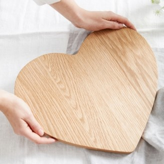 The White Company Wooden Oak Large Board, Natural, One Size
