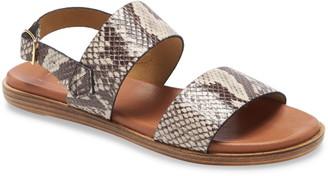 Bos. & Co. Vikki Quarter Strap Sandal