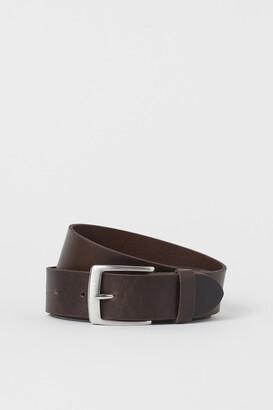 H&M Leather Belt