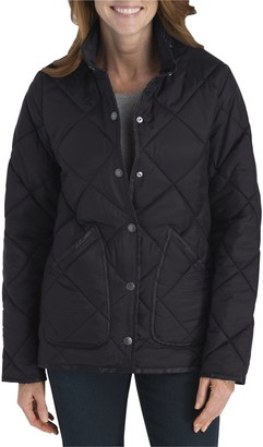 Dickies Women's Diamond Quilted Nylon Jacket