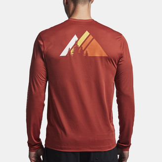 James Perse Y/Osemite Performance Mountain Graphic Tee