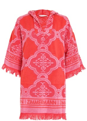Zimmermann Poppy Terry Towel Dress