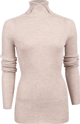 Jil Sander Ribbed Sweater
