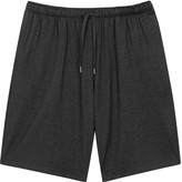 Derek Rose Marlow Anthracite Jersey Shorts