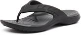 Crocs Men's Modi Sport Flip Black/Graphite