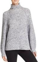 Alexander Wang Marled Turtleneck Sweater