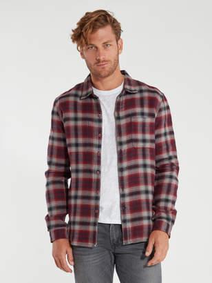John Varvatos Neil Long Sleeve Reversible Shirt