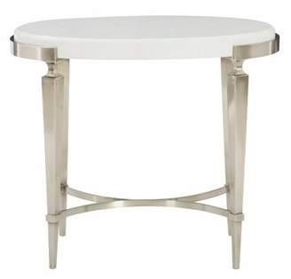 Bernhardt Domaine Oval End Table