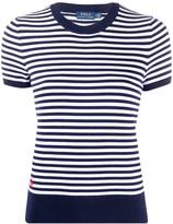 Polo Ralph Lauren striped short-sleeve top