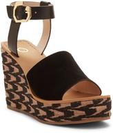 Louise et Cie Paley Platform Wedge Sandal