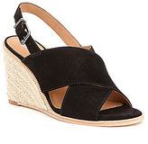 Antonio Melani Parla Slingback Wedge Sandals