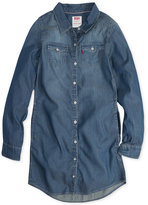 Levi's Western-Inspired Shirtdress, Toddler Girls (2T-5T)