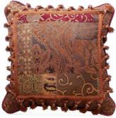 """Croscill Galleria 18"""" Square Decorative Pillow Bedding"""