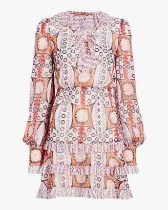 Temperley London Etoile Mini Dress