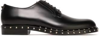 Valentino Garavani Rockstud Leather Brogues