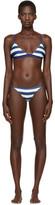 Solid & Striped Navy The Morgan Bikini