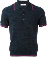 Bally polo shirt - men - Silk/Polyamide/Polyester/Viscose - 46