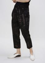 Comme des Garcons black straight trouser